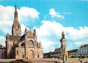 AK / Ansichtskarte Sainte Anne d_Auray Basilique Fontaine Sainte Anne d Auray