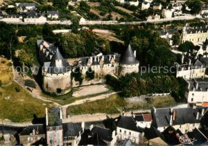 AK / Ansichtskarte Pontivy Fliegeraufnahme Chateau des Ducs de Rohan Pontivy