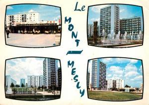 AK / Ansichtskarte Creteil Mont Mesley Neubaugebiet Creteil