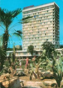 AK / Ansichtskarte Zlatni_Piassatzi Hotel International Zlatni_Piassatzi