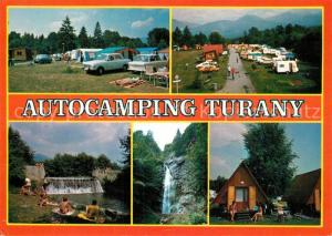 AK / Ansichtskarte Turany Camping Turany