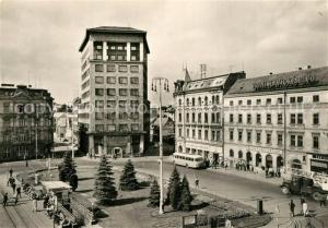 AK / Ansichtskarte Liberec Namesti Klementa Gottwalda Liberec