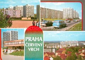 AK / Ansichtskarte Prag_Prahy_Prague  Prag_Prahy_Prague