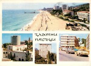 AK / Ansichtskarte Varna_Warna Strand Varna Warna