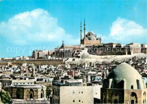AK / Ansichtskarte Cairo_Egypt With Citadel Cairo Egypt