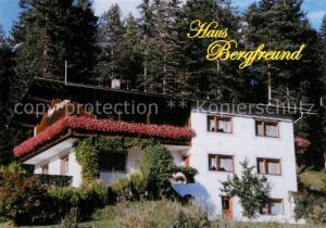 AK / Ansichtskarte Leutasch Haus Bergfreund Leutasch