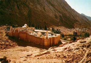 AK / Ansichtskarte Egypte Monastery Egypte