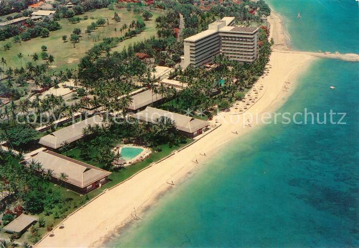 AK / Ansichtskarte Sanur Fliegeraufnahme Hotel Bali Beach Sanur 0