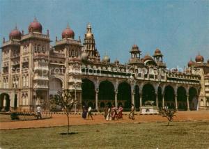 AK / Ansichtskarte Mysore Palace Mysore