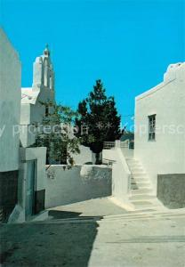 AK / Ansichtskarte Naxos Malerische Strasse Naxos