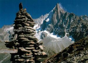 AK / Ansichtskarte Mont_Blanc_de_Cheilon Massiv Mont_Blanc_de_Cheilon