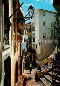 AK / Ansichtskarte Lisboa Alfama Lisboa
