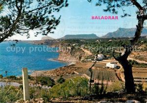 AK / Ansichtskarte Benisa_Alicante Baladrar Benisa Alicante