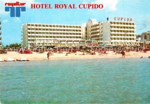 AK / Ansichtskarte Playa_de_Palma Hotel Royal Cupido Playa_de_Palma