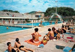 AK / Ansichtskarte Manosque Piscine Manosque