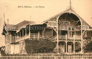 AK / Ansichtskarte Riva Bella Le Casino Riva Bella
