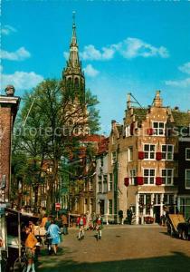 AK / Ansichtskarte Delft Camaretten Delft