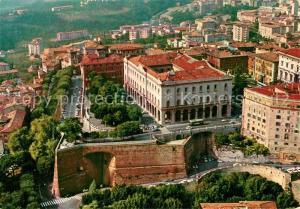 AK / Ansichtskarte Perugia Panorama dell aereo Perugia