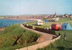 AK / Ansichtskarte Caithness_Sutherland Bright and busy norther town Caithness_Sutherland