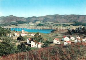 AK / Ansichtskarte Sila_Calabria Panorama Lago Arvo