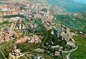 AK / Ansichtskarte Perugia Fliegeraufnahme Perugia