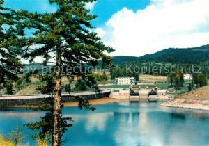 AK / Ansichtskarte Sila_Calabria Lago Cecita Diga