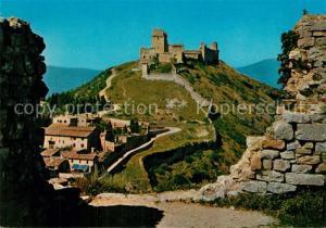 AK / Ansichtskarte Assisi_Umbria Panorama dalla Rocchiccuola Assisi Umbria