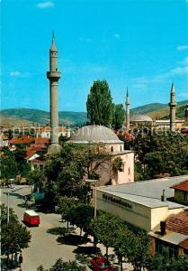 AK / Ansichtskarte Pristina Teilansicht mit Moscheen Pristina