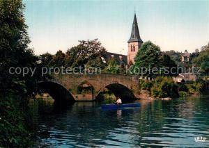 AK / Ansichtskarte Anseremme Pont Saint Jean Eglise Anseremme
