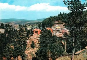 AK / Ansichtskarte Sila_Calabria Villaggio Moccone