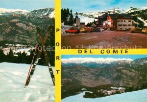 AK / Ansichtskarte Lleida Port del Comte  Lleida
