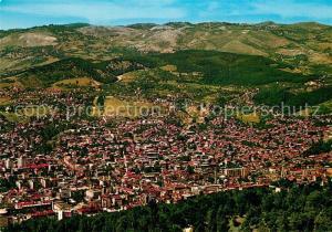 AK / Ansichtskarte Sarajevo Fliegeraufnahme Sarajevo