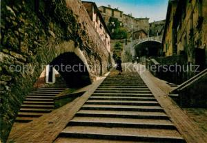 AK / Ansichtskarte Perugia Via Appia Perugia