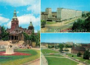 AK / Ansichtskarte Szczecin_Stettin  Szczecin_Stettin