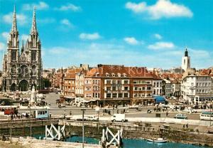 AK / Ansichtskarte Ostende_Oostende St. Petrus und Paulus Kerk