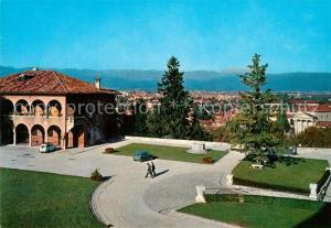 AK / Ansichtskarte Udine Casa della Contadinanza  Udine