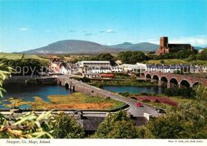 AK / Ansichtskarte Newport_Mayo