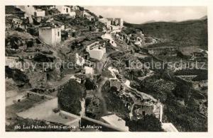 AK / Ansichtskarte Las_Palmas_Gran_Canaria La Atalaya Las_Palmas_Gran_Canaria