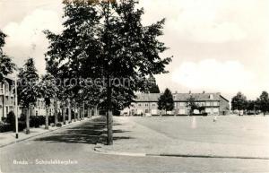 AK / Ansichtskarte Breda_Noord Brabant Schoolakkerplein Breda Noord Brabant