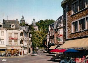 AK / Ansichtskarte Malmedy_Wallonie Cathedrale St. Quirin  Malmedy Wallonie