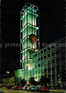 AK / Ansichtskarte Aarhus Rathausturm Aarhus