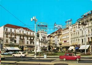 AK / Ansichtskarte Coimbra Largo da Portagem Coimbra