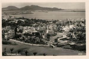 AK / Ansichtskarte Las_Palmas_Gran_Canaria Jardin Panorama Las_Palmas_Gran_Canaria