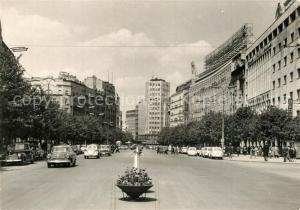 AK / Ansichtskarte Beograd_Belgrad Terazlje Beograd Belgrad