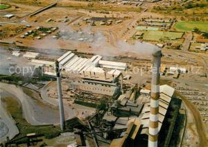 AK / Ansichtskarte Queensland Mt Isa Mines Aerial view Queensland