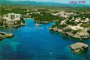 AK / Ansichtskarte Cala_d_Or Vista aerea Cala_d_Or