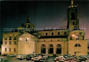 AK / Ansichtskarte Catanzaro Piazza Duomo di notte Catanzaro