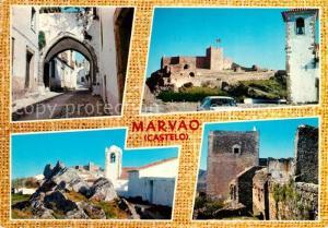 AK / Ansichtskarte Marvao Il Castelo