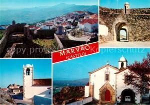 AK / Ansichtskarte Marvao Il Castelo vista panoramica