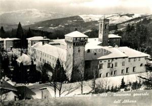 AK / Ansichtskarte Vallombrosa Panorama generale dell  Abbazia Vallombrosa